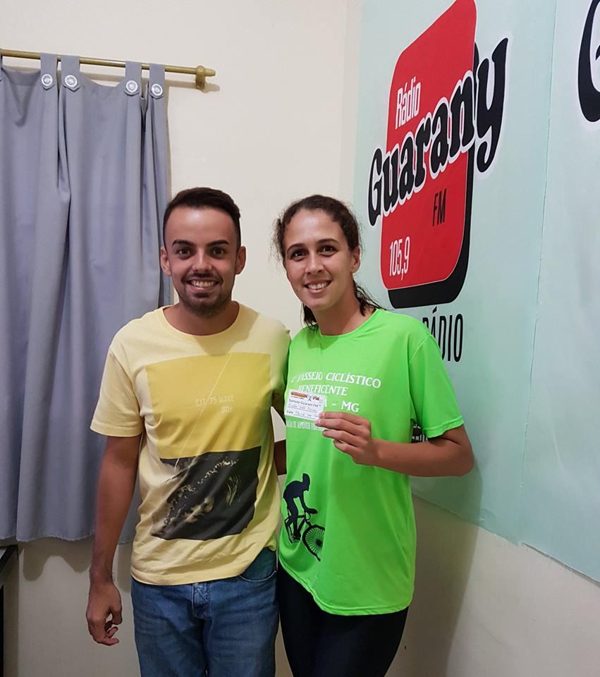 Dudu Carias e Ganhadora