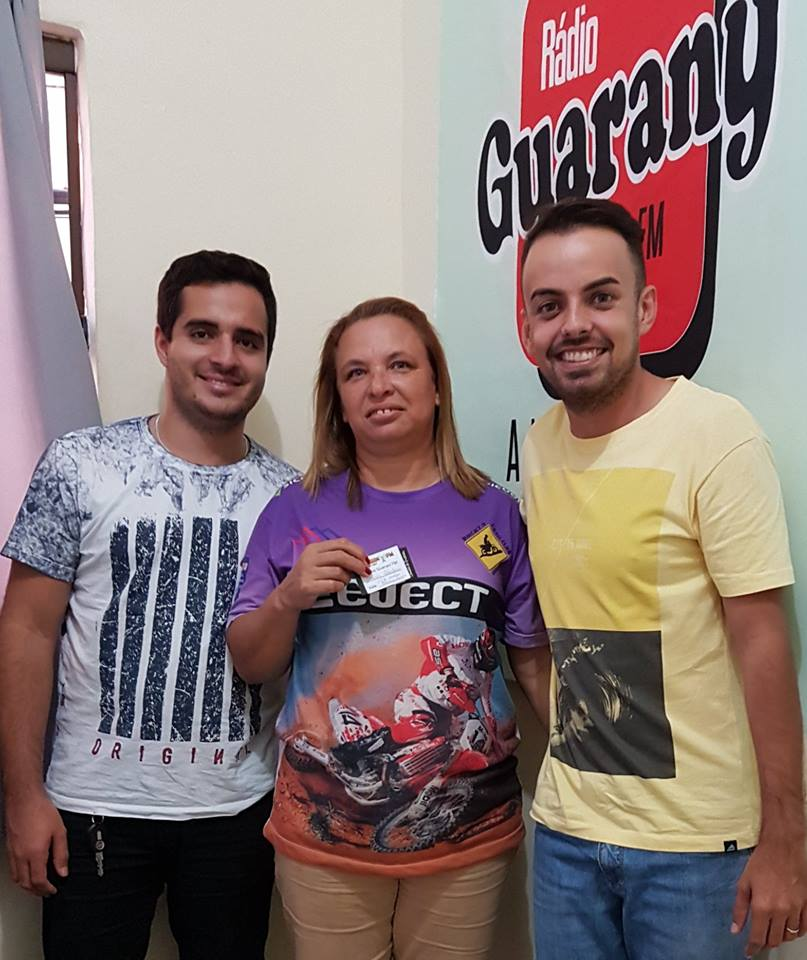Netinho Macedo, Ganhadora e Dudu Carias